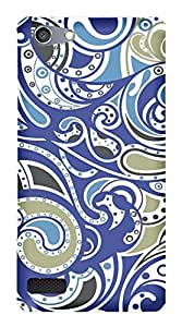 WOW Printed Designer Mobile Case Back Cover For Oppo Neo 7
