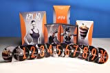 APY60:60 Day Power Yoga Home Fitness Workout DVD