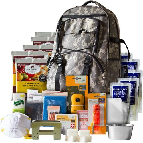 Wise-Food-5-Day-Survival-Backpack