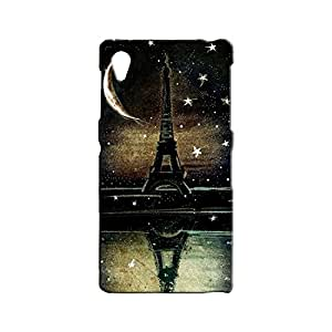 G-STAR Designer 3D Printed Back case cover for Sony Xperia Z1 - G4286