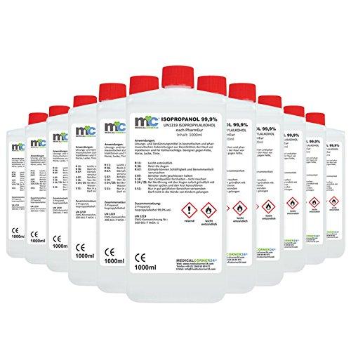 Medicalcorner24® Isopropanol 99,9%
