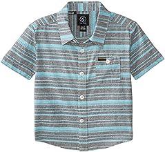Volcom Little Boys39 Karson Short Sleeve Shirt