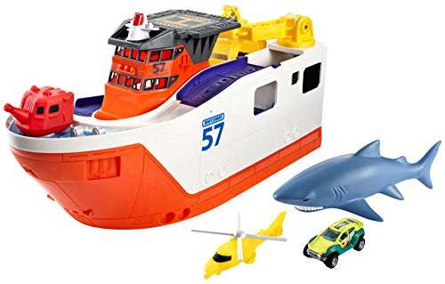 Matchbox Mission: Marine Rescue Shark Ship