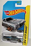2014 Hot Wheels Hw Off-Road '72 Ford Ranchero - Zamac - [Ships in a Box!]