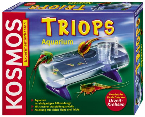 kosmos triops aquarium. Black Bedroom Furniture Sets. Home Design Ideas