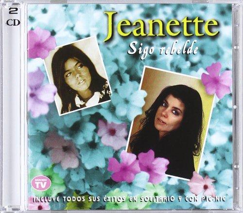 Jeanette - Sigo rebelde - Zortam Music