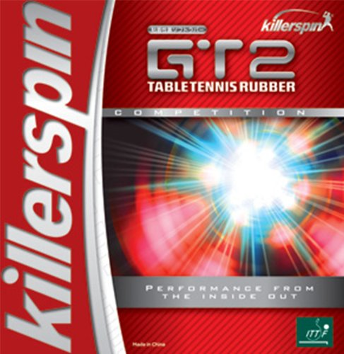 Killerspin GT2 Table Tennis Rubber - 2.0mm