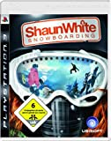 Shaun White Snowboarding PS-3 AK BUDGET [Import germany]