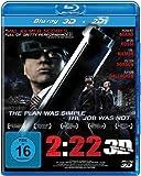Image de 2:22 (3D Vers.) [Blu-ray] [Import allemand]