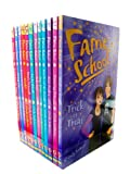 Cindy Jeffries Cindy Jeffries Fame School 12 Books Collection Pack Set RRP: £59.88 (Reach for the Stars, Rising Star, Secret Ambition, Rivals!, Tara's Triumph, Lucky Break ,Solo Star, Pop Diva, Battle Of The Bands,Star Maker, Dancing Star, Trick Or Trea