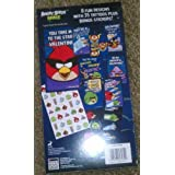 Angry Birds Space 32 Valentines Cards W/ 35 Tattoos Bonus Sticker Sheet