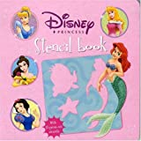 Disney Princess Stencil Board (Disney Stencil Board)
