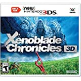 Nintendo KTRPCAFE Xenoblade Chronicles 3D 3DS