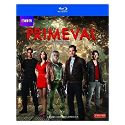 Primeval: Volume Three [Blu-ray]