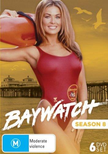 Los vigilantes de la playa / Baywatch (Season 8) - 6-DVD Set ( Bay watch - Season Eight ) [ Origen Australiano, Ningun Idioma Espanol ]
