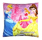 Character World Disney Princess Chandelier Printed Plush Cushion