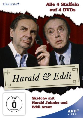 Harald & Eddi - alle 4 Staffeln [4 DVDs]