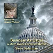 Business As Usual: A Mitch Jacobs Corporate Thriller, Book 3 | [Steve Bederman]