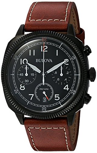 bulova-mens-classic-quartz-stainless-steel-and-leather-watch-colorbrown-model-98b245