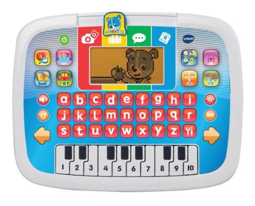 Vtech my 1st tablet blu insegna lettere numeri parole for Unito lettere
