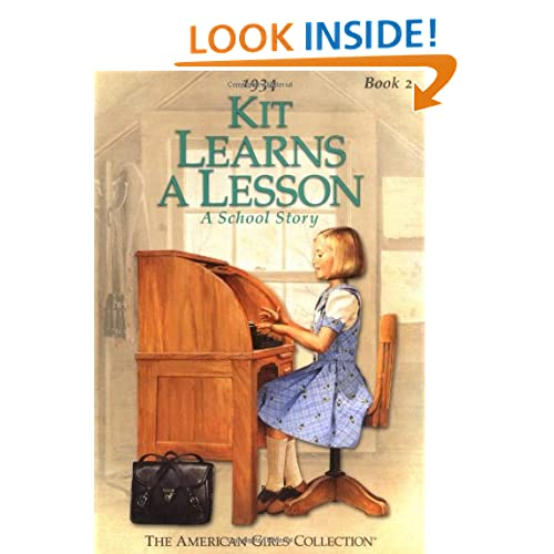 Kit Learns A Lesson (American Girls Collection)