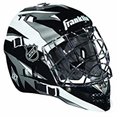 SX Pro GFM 100 Street Hockey Mask by Franklin