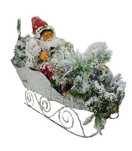 88cm-flocado-santa-en-trineo-extra-grande-decoracion-de-navidad-con-la-funcion-multi-del-multicolor-