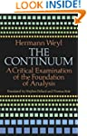 The Continuum: A Critical Examination...
