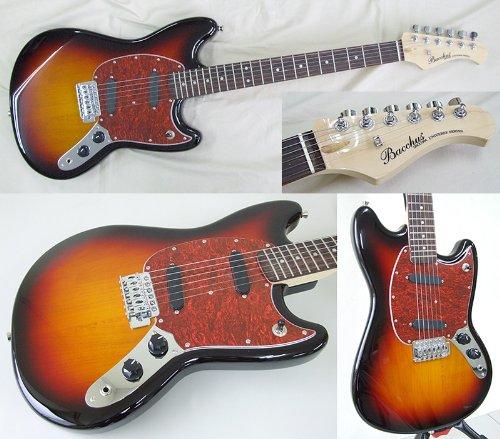 Bacchus バッカス エレキギター BMS-1R 3TS