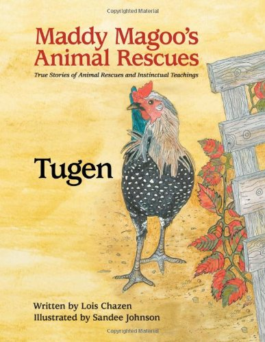 Maddy Magoo's Animal Rescues: Tugen