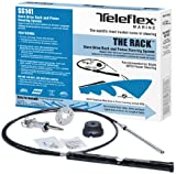 Teleflex SS14111 11 Marine Rack Steering Package