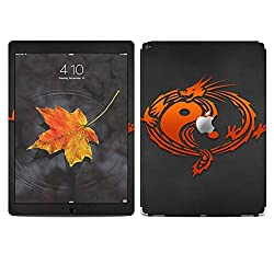Theskinmantra Shaolin sign SKIN/STICKER/VINYL for Apple Ipad Pro Tablet 12.9 inch