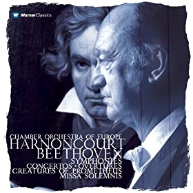 Die Gesch�pfe Des Prometheus [The Creatures Of Prometheus] Op.43 : XII Solo Di Gioja - Maestoso
