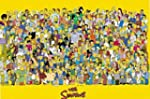 1art1 773 The Simpsons - Full Cast Po...