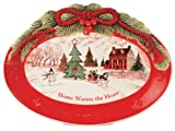 Home Warms The Heart Collection, Holiday Sentiment Tray