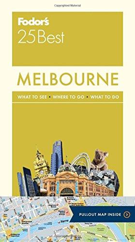 fodors-melbourne-25-best-full-color-travel-guide