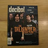 img - for Decibel Magazine October 2004 Dillinger Escape Plan book / textbook / text book