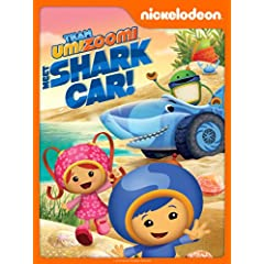 Team Umizoomi: Meet Shark Car on DVD May 19th from Nickelodeon