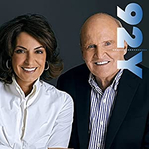 Jack and Suzy Welch at the 92nd Street Y Speech