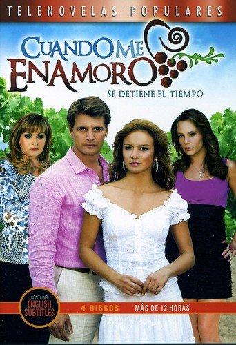 DVD : Cuando Me Enamoro (Full Frame, Dolby, 4 Disc)
