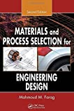 img - for Materials and Process Selection for Engineering Design, Second Edition 2nd edition by Farag, Mahmoud M. (2007) Paperback book / textbook / text book
