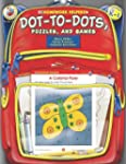 Hh:Dot-To-Dot Puzzles & Games (Pre K-1)