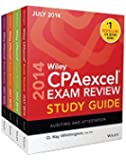 Wiley CPAexcel Exam Review 2014 Study Guide July Set (Wiley Cpa Exam Review)