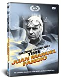 Racing Through Time Legends - Juan Manuel Fangio [DVD]