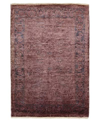 Darya Rugs Modern Oriental Rug, Lilac, 4' 1 x 5' 10
