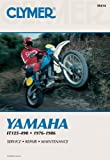 Clymer Yamaha IT125-490 1976-1986 Service, Repair, Maintenance