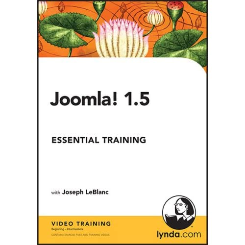 lynda.com Joomla 1.5 Essential Training