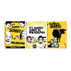 It's Always Sunny in Philadelphia: Seasons 1-4 (DVD)
