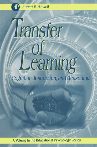 Transfer of Learning: Cognition, Instruction, and Reasoning