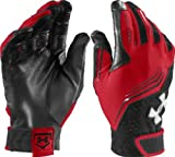 Under Armour Boys UA Clean Up Batting Gloves